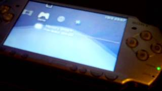 Put Custom Firmware 5.00 m33-6 on you PSP SLIM (or FAT as well)