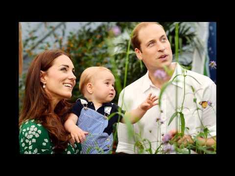 Дети принца Уильяма и Кейт: