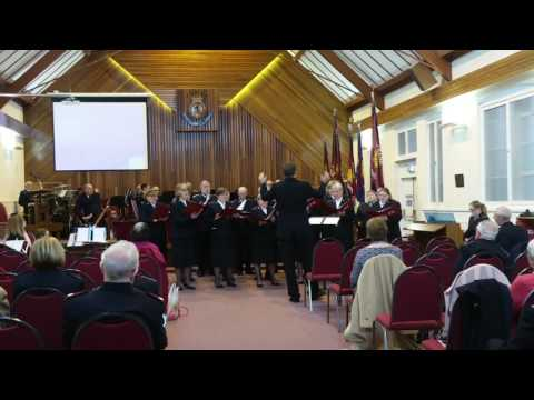 Clydebank Citadel Songsters 'With all my heart'