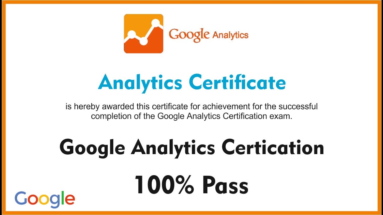 Latest Nov 2016 Google Analytics Exam Pass Live Exam Youtube