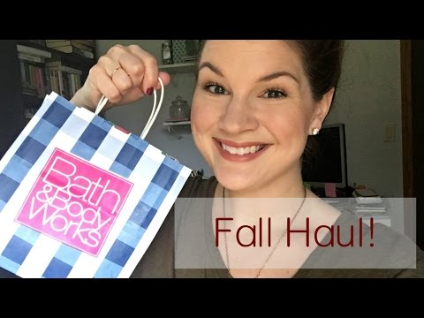 Fall Try On Haul!  Kohl's | Old Navy | Bath and Body Works