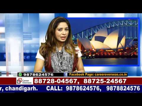 Career Overseas | Best Immigration in Chandigarh | Study Visa