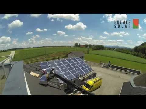20kW-PV Vorchdorf - Huemer Solar GmbH