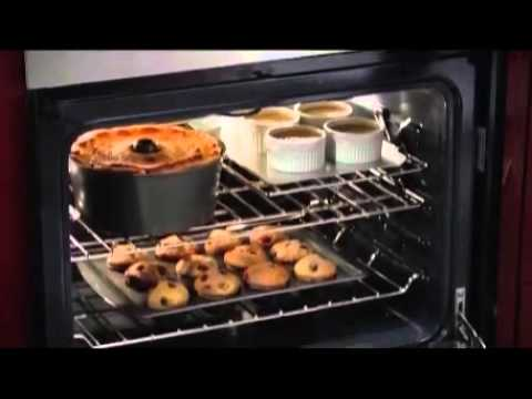 Horno Doble empotrable Frigidaire Gallery  YouTube