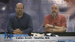 World Must Have a Creator | Scott - Seattle, WA | Atheist Experience 21.05