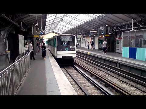 Paryż 2015 - metro