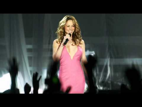 16 Rainbow / Hero / Butterfly Outro - Mariah Carey (live at Madrid) - first time on YouTube