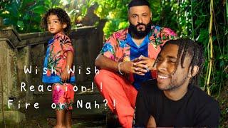 Summer Hit!? DJ Khaled - Wish Wish (Audio) ft. Cardi B, 21 Savage - REACTION!