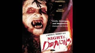 Night of The Demons - Stigmata Martyr