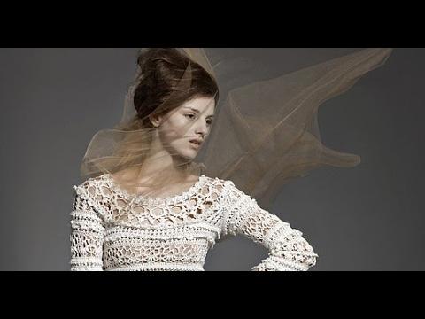 Платье крючком от ванессы монторо оливия
