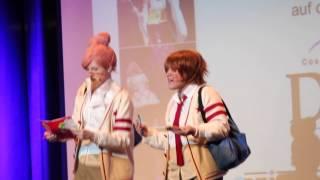 Otani Atsushi und Koizumi Risa / Lovely Complex DCM Vorentscheid Cosday 2014