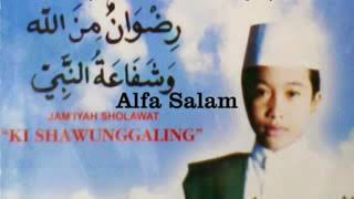 Download Video Sholawat Ki sawunggaling alfa salam menggetarkan hati MP3 3GP MP4
