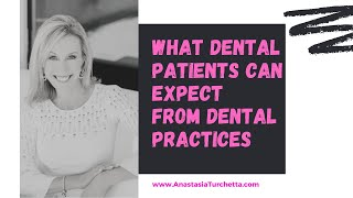 What Dental Patients Can Expect From Dental Practices In A COVID-19 World  |  #Dental #Health