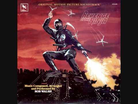 Rob Walsh - Revenge of the ninja (1983)
