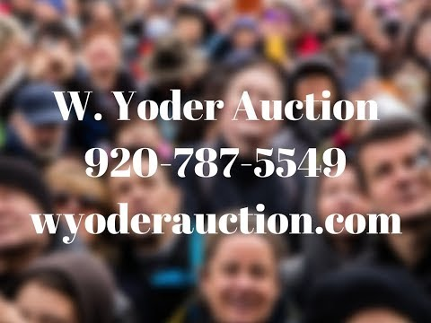 Antique Bicycles and Toys - Antiques Auction - W.  Yoder Auctions
