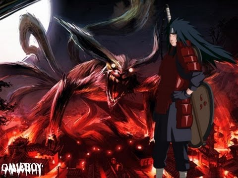 Shodaime Hokage vs Madara Uchiha  [English]