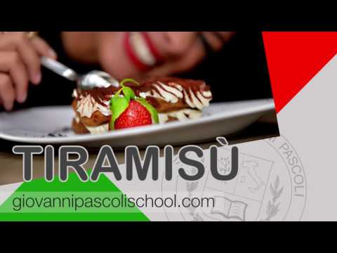 Learn Italian: Do you know what Tiramisu means?