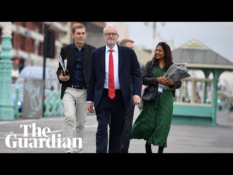 Labour conference day two – watch live