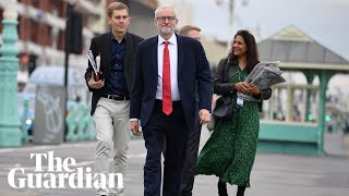 Labour conference day two - watch live