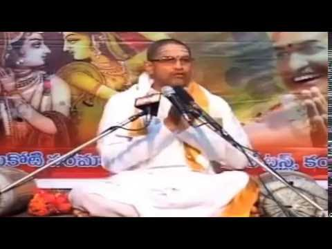 Upanayana Samskaram by Chaganti Koteswara rao garu