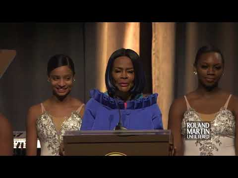 Cicely Tyson Honored During The 3rd Annual National Cares Mentoring Gala