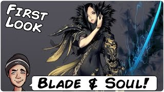 "Blade and Soul ""RU/English patch"" - First Impressions - (1080p)"
