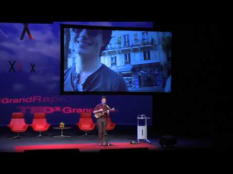 TEDxGrandRapids - Musical Performance - Garrett Borns
