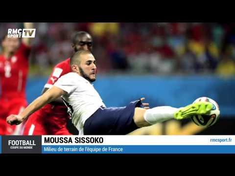 Football / Sissoko fier d'avoir marqué - 20/06