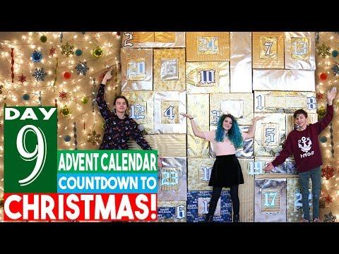 BIGGEST Advent Calendar! Day 9 Christmas Countdown 2018