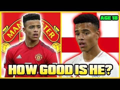 How GOOD Is Man United's 18 Year Old WONDERKID Mason Greenwood ACTUALLY? from YouTube · Duration:  5 minutes 25 seconds