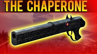How To Get NEW Exotic Shotgun - The Chaperone - Quest Line Leak