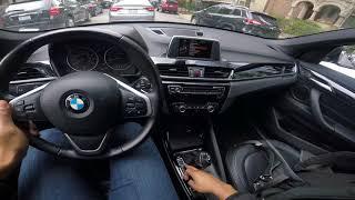 TEST Drive- BMW X1