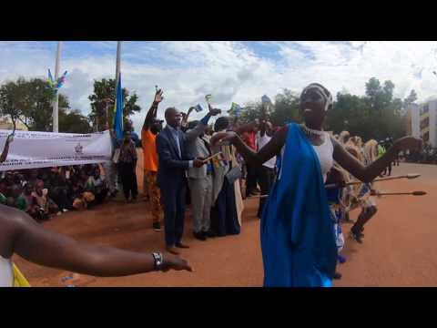 President Kagame | State Visit to Central African Republic | Bangui, 15 October 2019