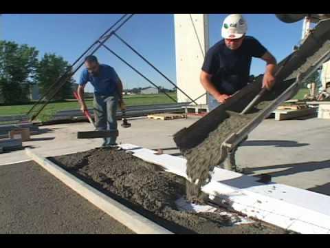 Insulated Site-Cast Concrete Tilt Walls