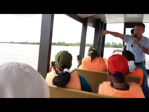 Mekong River  Vietnam Trip 2016
