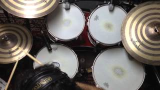Jamiroquai - White knuckle ride (drum cover)