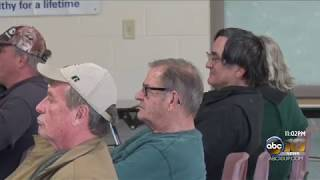 L'Anse holds informational meeting regarding wind farm rezoning issue