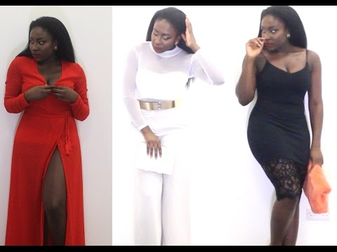 |LOOKBOOK: PARTY / NEW YEARS OUTFITS | BELLE MICHELLE