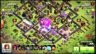 [Clash Of clans] High Loot in Champions League 1