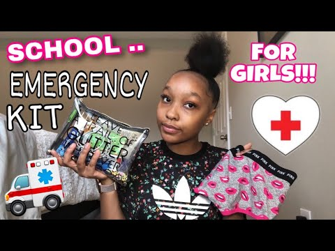 Back To School Emergency Kit (Things you NEED) 2019 ! | LilJava