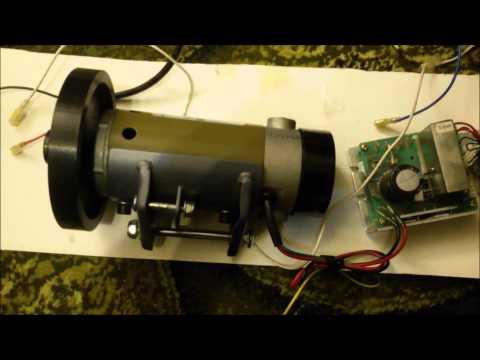 testing treadmill motor speed control 45 videos play all