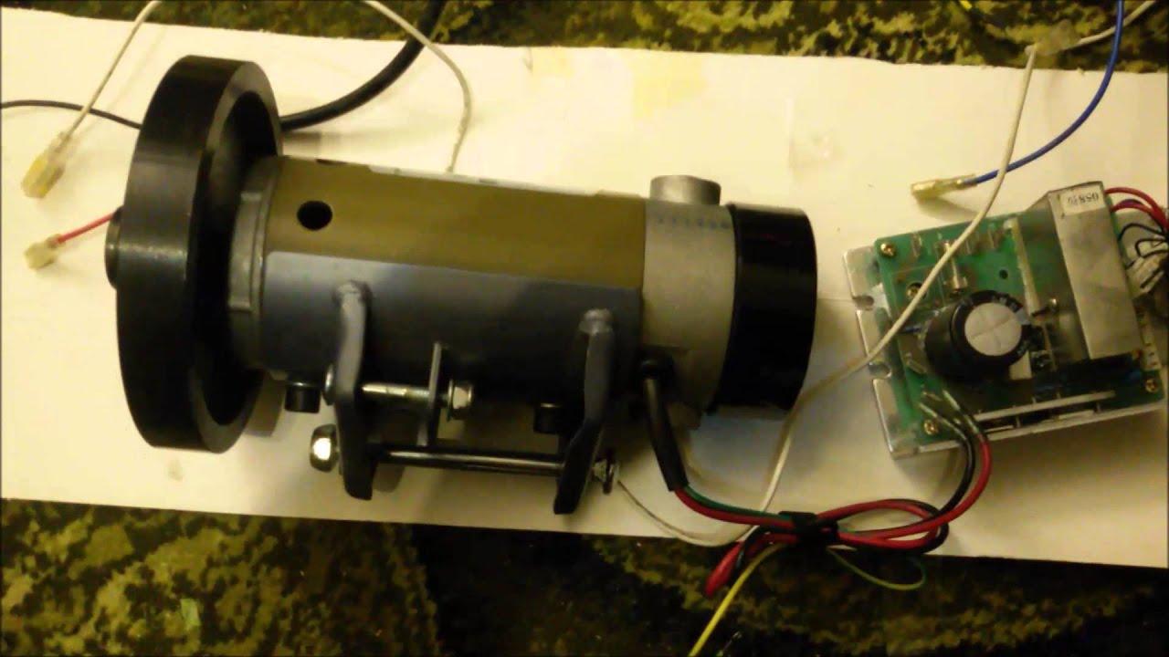 treadmill motor circuit for lathe [ 1280 x 720 Pixel ]