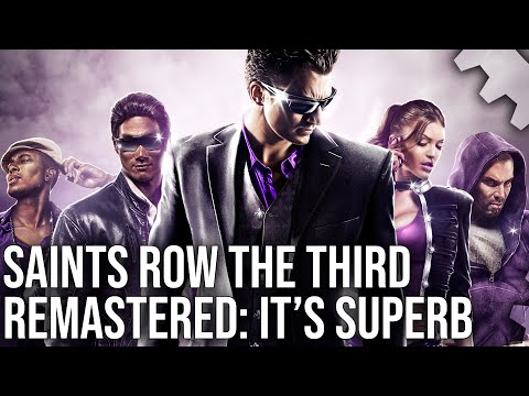 We're Not Kidding - Saints Row The Third Remastered Is An Exceptional Effort