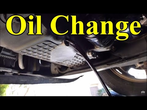 How to Change Oil in a Car