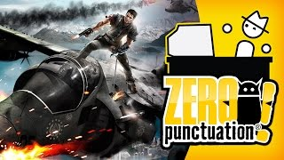 JUST CAUSE 2 (Zero Punctuation) (Video Game Video Review)