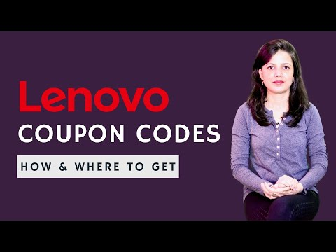 Lenovo Coupons 2021 | 100% Working Lenovo Promo Codes | Offers & Deals