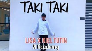 LISA X KIEL TUTIN - TAKI TAKI Choreography Dance Cover