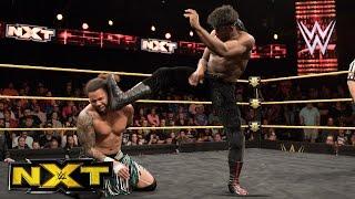 Patrick Clark vs. Sean Maluta: WWE NXT, March 1, 2017