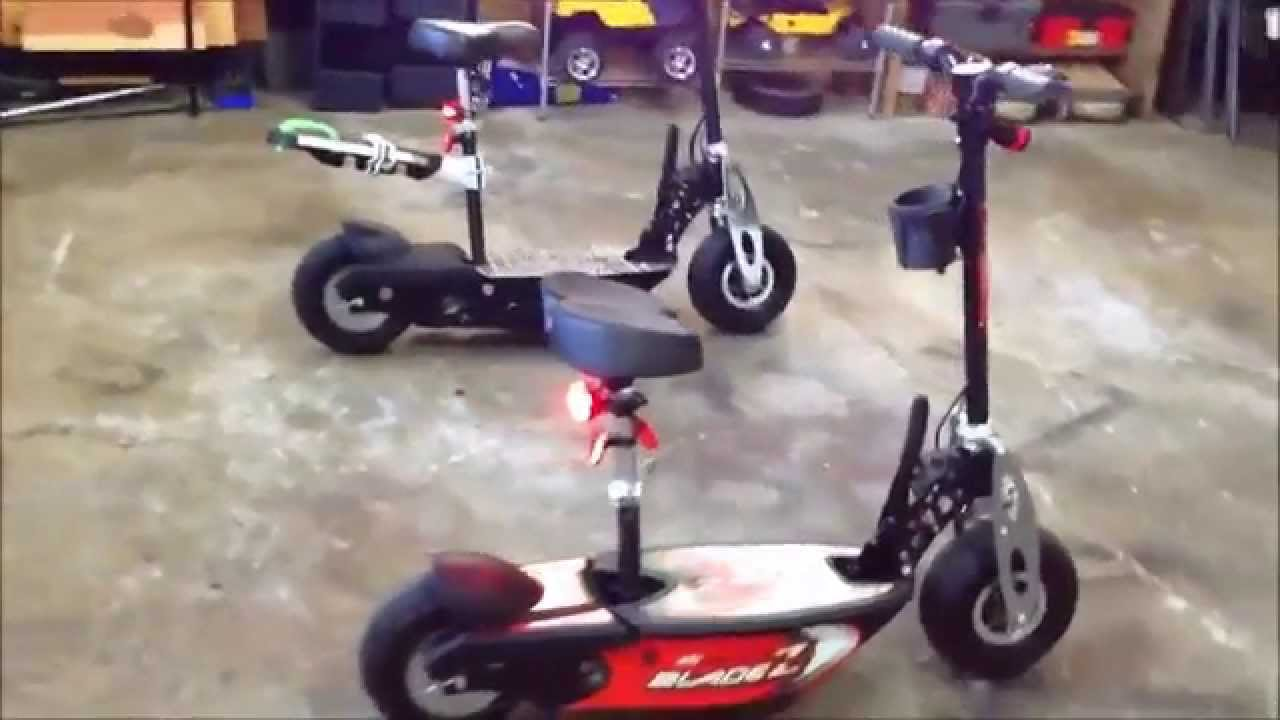 small resolution of modified bladez 450w street ii electric scooters youtube bladez scooters wiring diagram