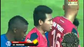 PERSIB VS AREMA_ SKOR 2:0 ISL 2011/2012